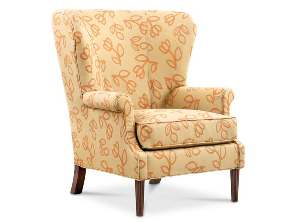 The mt company living room pauline wing chair jr 9180 c for Homes across america joe ruggiero