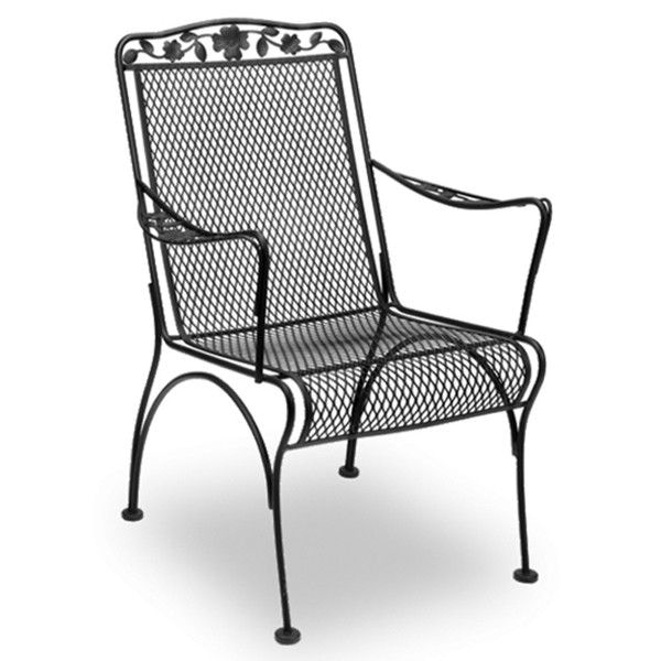 Meadowcraft Outdoor/Patio Dogwood Dining Chair