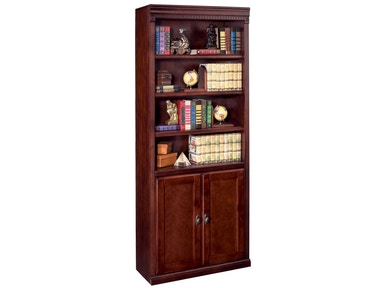 Kathy Ireland™ Home by Martin Bookcase with Lower Doors HCR3072D