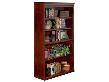 Kathy Ireland™ Home by Martin 60 Inches Open Bookcase HCR3660