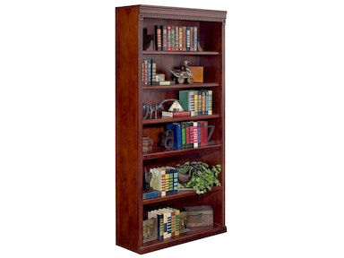 Kathy Ireland™ Home by Martin 72 Inches Open Bookcase HCR3672
