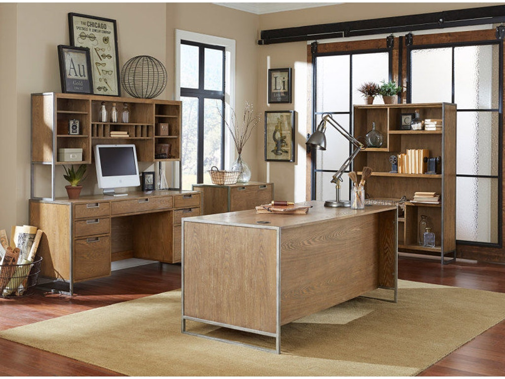 kathy ireland home by martin executive desk imbm680