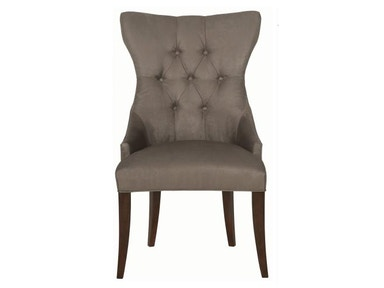 Bernhardt Interiors Tufted Back Chair 319-542