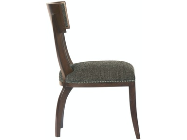 Bernhardt interiors living room dining side chair 320 555 - Georgia furniture interiors savannah ga ...