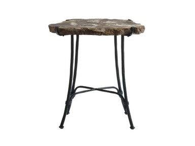 Bernhardt Interiors Slab Side Table 323-125