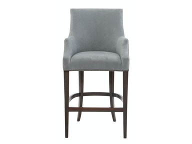 Bernhardt Interiors Bar and Game Room Bar Stool