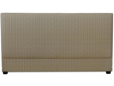 Bernhardt Interiors Bedroom Panel Bed Headboard