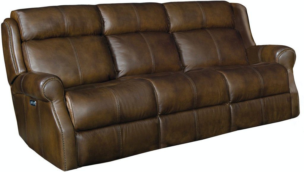 Bernhardt Living Room Power Motion Sofa 297rl Fitzgerald