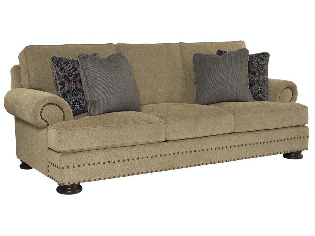 Bernhardt Living Room Sofa B5177 Kamin Furniture Victoria Texas