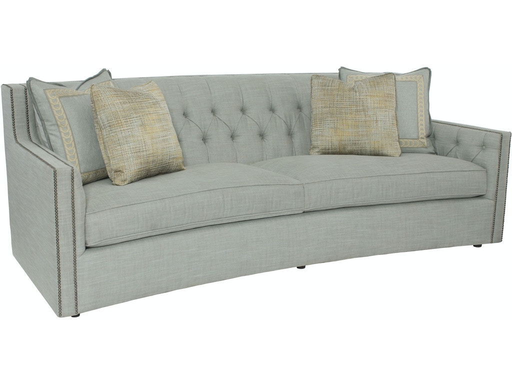 Bernhardt living room sofa b7277 woodchucks fine for Bernhardt furniture