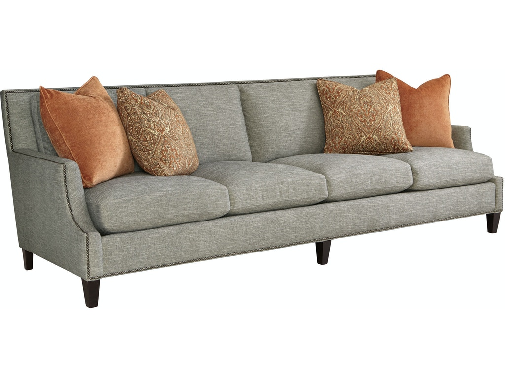 Bernhardt living room sofa 108 in b7577 louis shanks for Bernhardt furniture