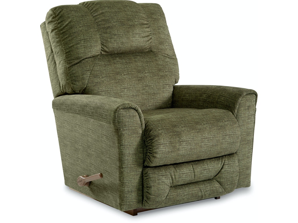 La Z Boy Living Room Reclina Rocker Recliner 010702 Factory Direct Furniture Hutchinson Mn