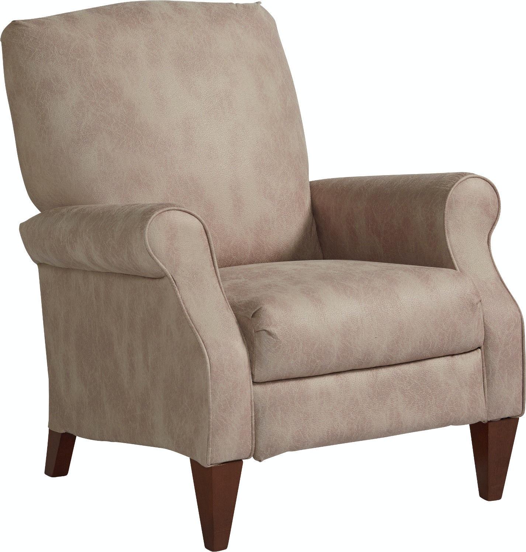La Z Boy Living Room High Leg Recliner   2 Position Mechanism