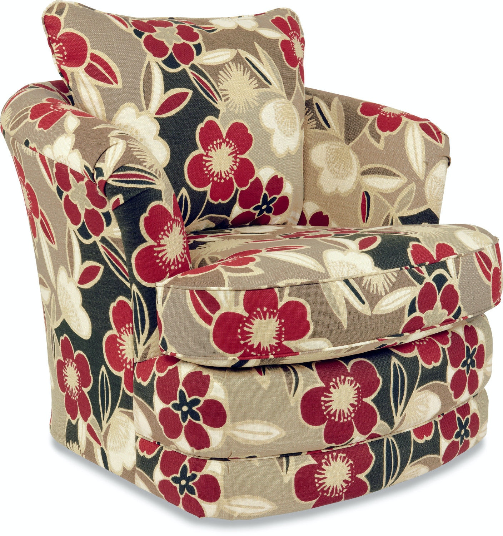 La Z Boy® Premier Swivel Occasional Chair 215306 ...