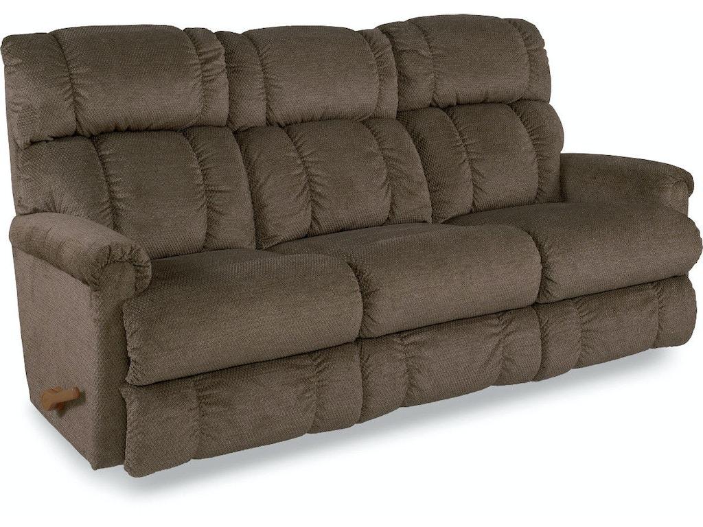 La Z Boy Living Room Reclina Way Full Reclining Sofa 330512 Eller And Owens Furniture