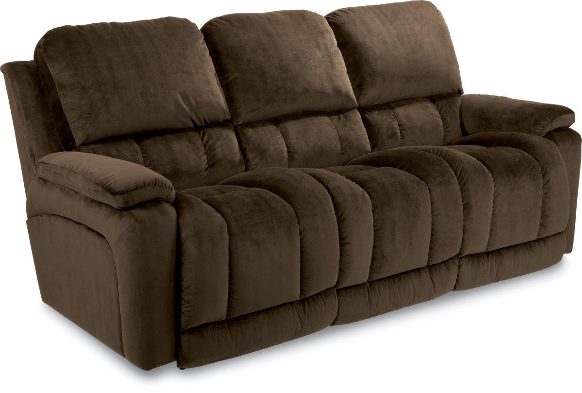Furniture Covington La La-Z-Boy Living Room Full Reclining Sofa 440530 at Ramsey Furniture ...