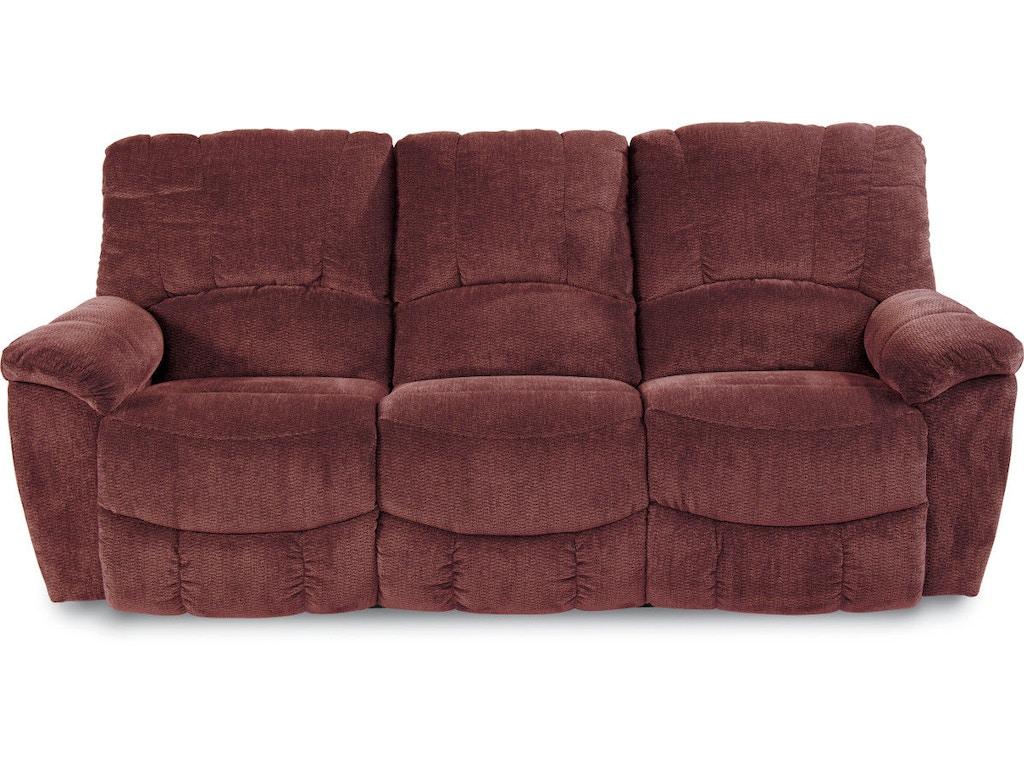 La Z Boy Living Room Power La Z Time Full Reclining Sofa 44p537 Hickory Furniture Mart