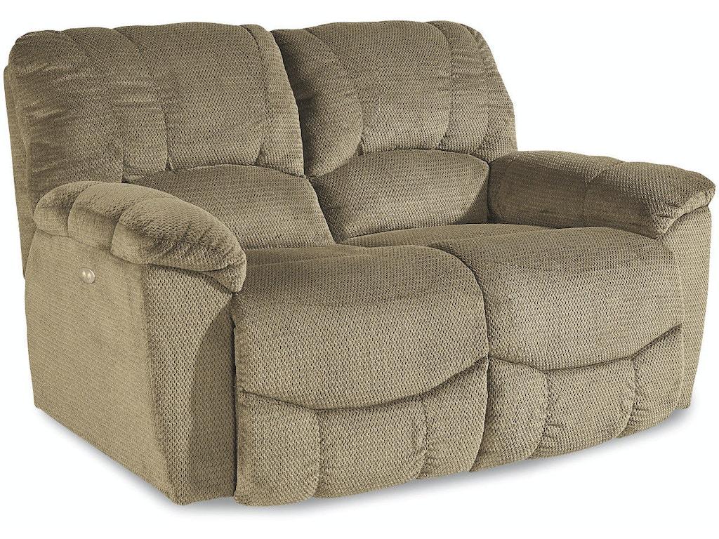 La Z Boy Living Room Power La Z Time Full Reclining Loveseat 48p537 Hickory Furniture Mart