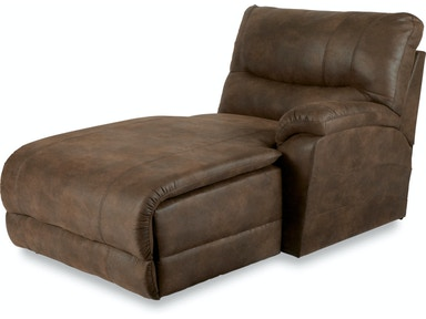La Z Boy Living Room Left Arm Reclining Chaise