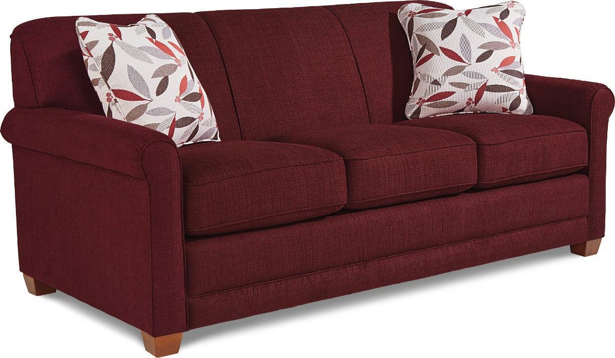 Living Room La Z Boy 174 Premier Apartment Size Sofa 620600