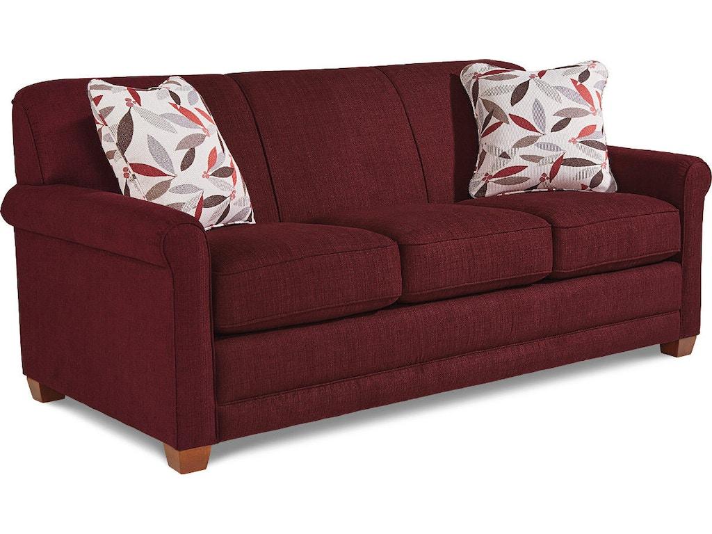 living room la z boy premier apartment size sofa 620600 arthur f schultz erie pa. Black Bedroom Furniture Sets. Home Design Ideas