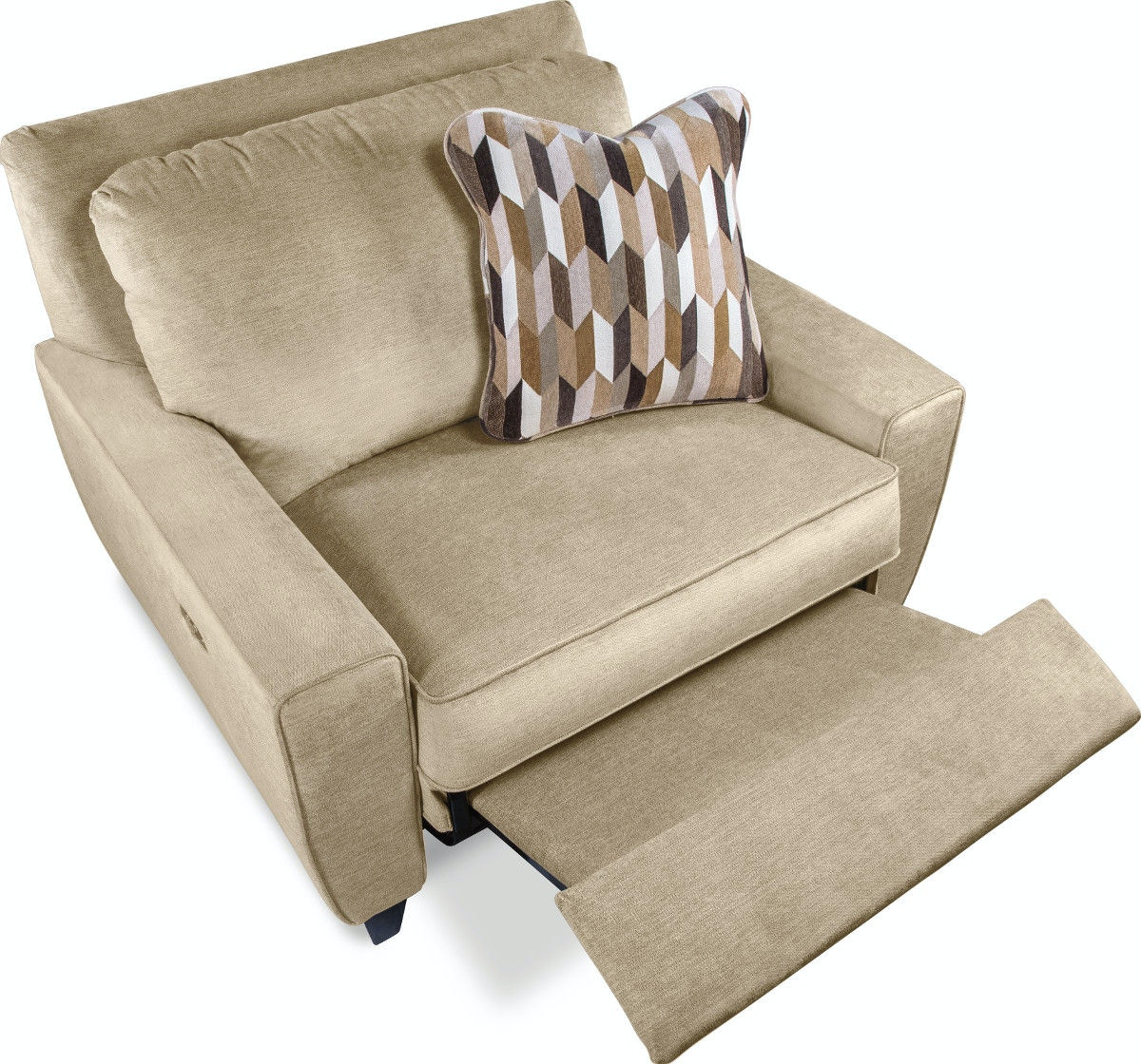 chair and a half recliner ottoman sale lazboy duo reclining chair and half 95p897 living room