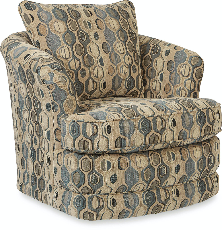 ... La Z Boy® Premier Swivel Occasional Chair 215306