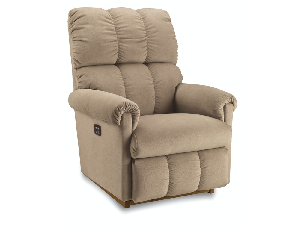 La-Z-Boy Living Room Power-Recline-XR RECLINA-ROCKER® ReclinerP10403 ...