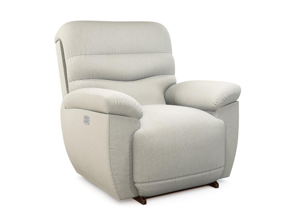 La Z Boy Living Room Power Recline Xr Reclina Rocker Recliner P10502 Lynchs Furniture Company