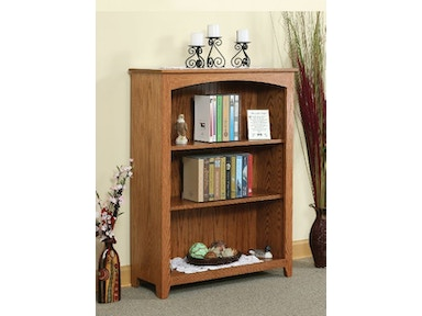Y and T Woodcraft Economy Series Bookcase 113648