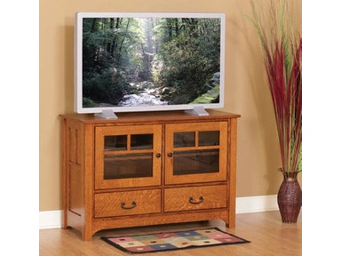 Y and T Woodcraft Laurel Cove TV Stand 2030