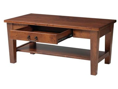 Y and T Woodcraft Urban Shaker Coffee Table 514