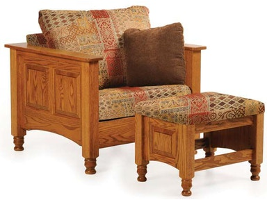 Y and T Woodcraft Traditional Chair 6002