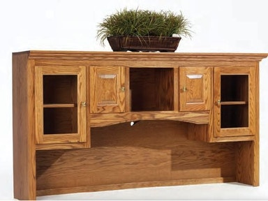 Y and T Woodcraft Highland Hutch 823