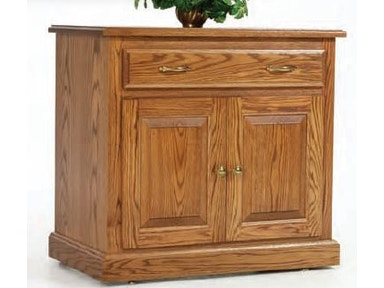 Y and T Woodcraft Highland Storage Cabinet 881