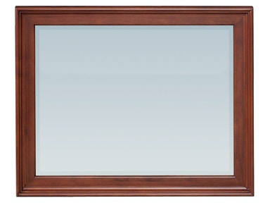 Whittier Wood Products GAC McKenzie Rectangular Mirror 1505AFGAC