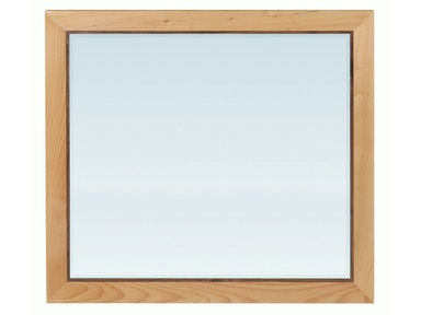 Whittier Wood Products DUET Addison Beveled Mirror 1670DUET