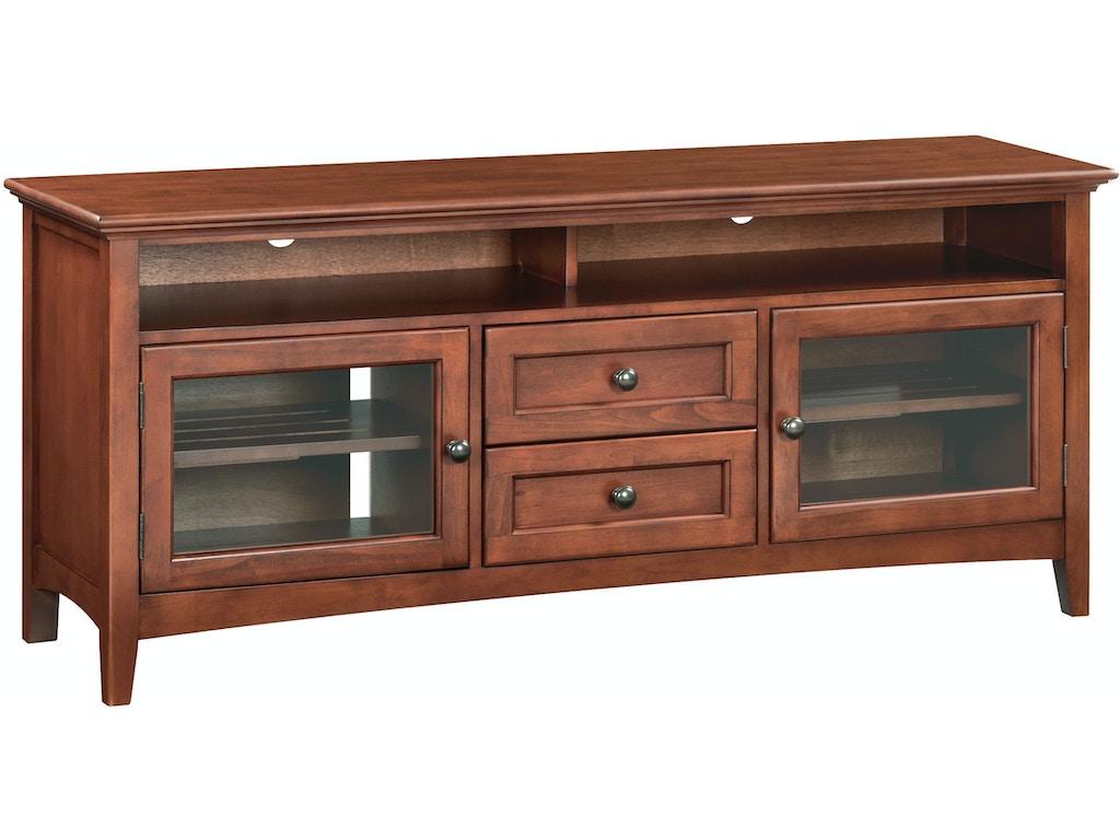 Whittier Wood Products Home Entertainment GAC 64\'\' W McKenzie Sound ...