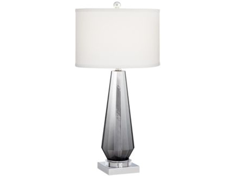 Kathy ireland home by pacific coast lighting lamps and lighting kathy ireland home by pacific coast lighting charcoal topaz table lamp 37n01 aloadofball Images
