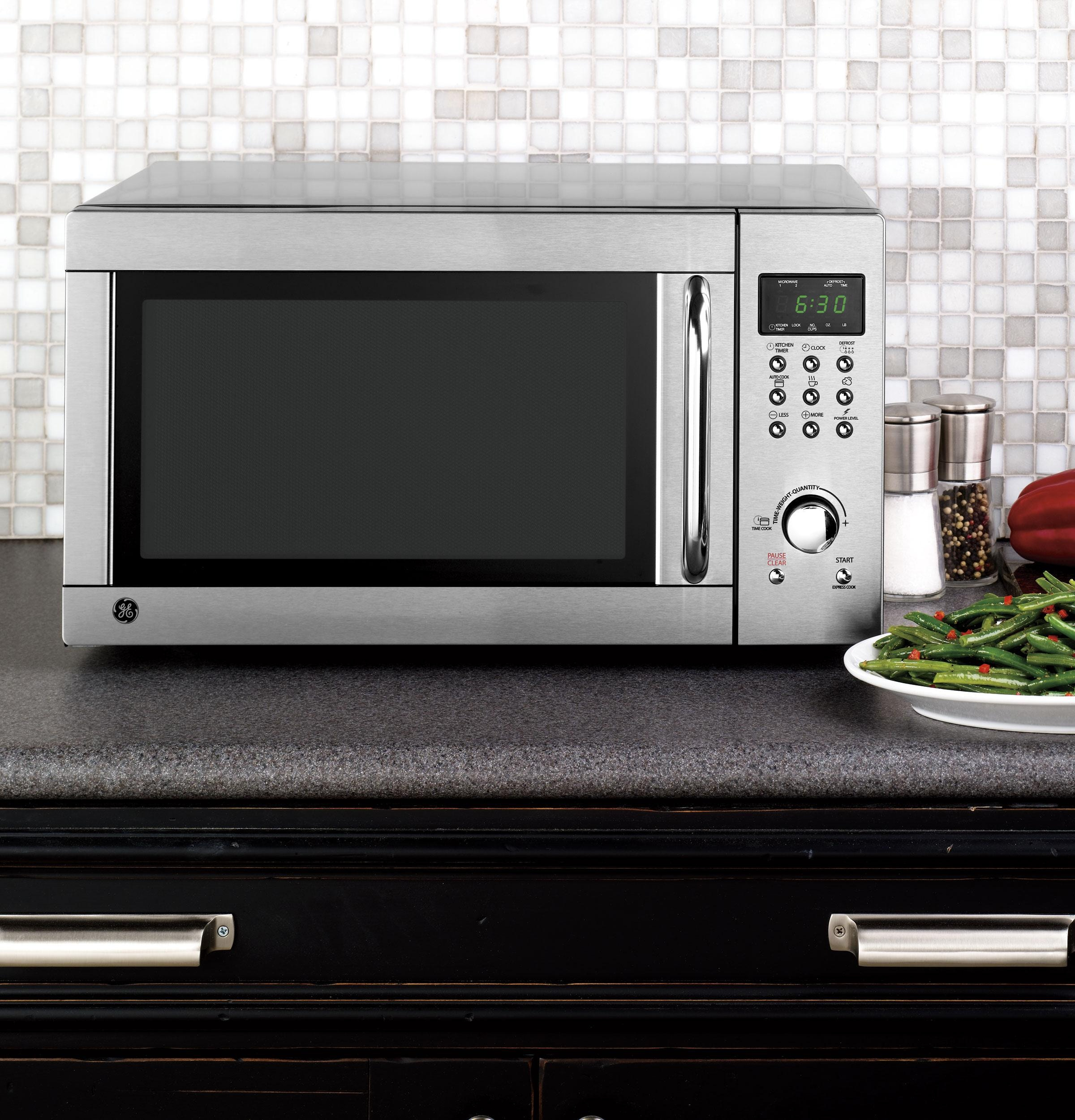 general electric kitchen countertop microwave oven - General Electric Microwave