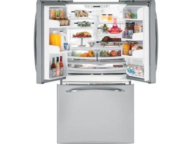 GE Profile Kitchen 36 Counter Depth French Door Refrigerator