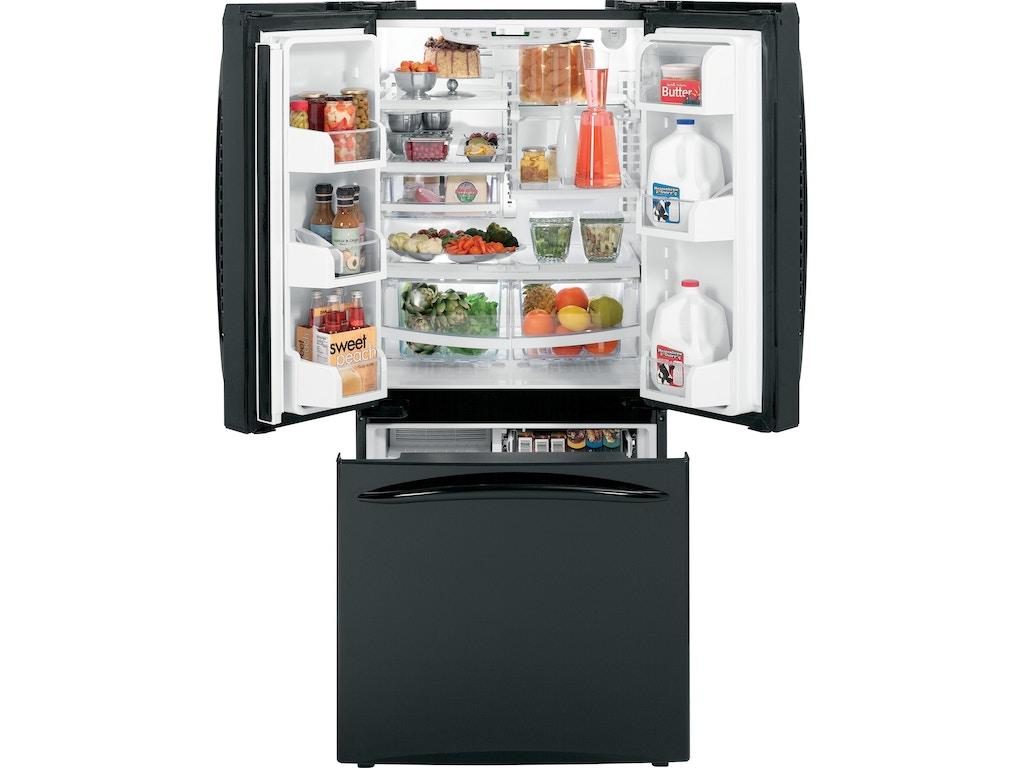 Ge Profile Kitchen 195 Cu Ft French Door Bottom Freezer