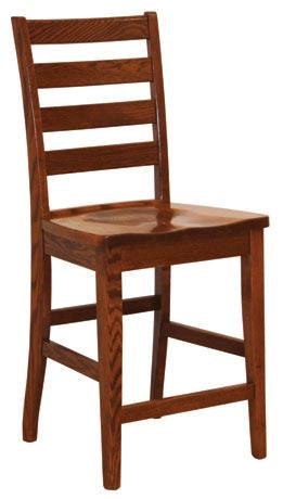 Canal Dover Furniture Bar and Game Room Shaker Ladderback