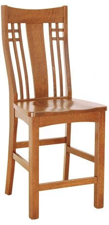 Canal Dover Furniture Dining Room Liberty Counter Chair