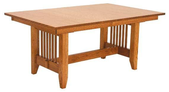 Canal Dover Furniture Dining Room Mission Table