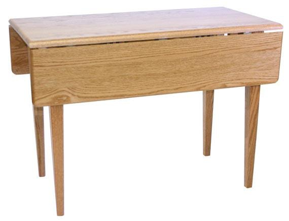 Canal Dover Furniture Dining Room Drop Leaf Leg Table