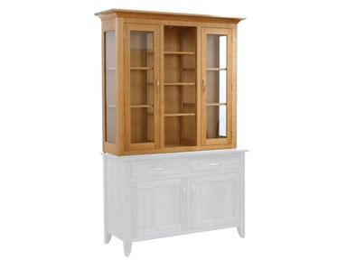 Canal Dover Furniture Modern Shaker Hutch 31011