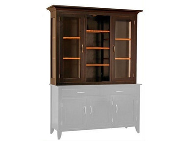 Canal Dover Furniture Modern Shaker Hutch 31012