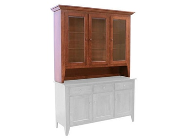 Canal Dover Furniture Valley Shaker Hutch 31020