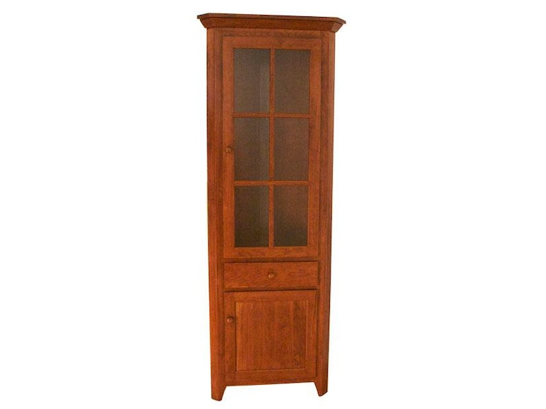 Canal Dover Furniture Valley Shaker Corner Hutch 31027